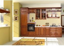 厨房装修效果图02