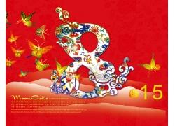 古典中国风新年psd素材