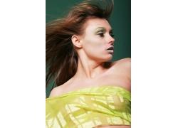 潮流气质外国美女图片