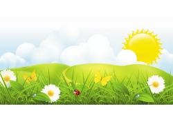 春天主题素材