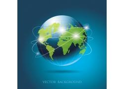全球网络连接素材