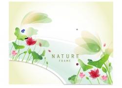 花卉植物背景素材