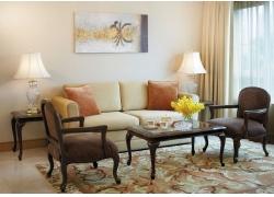 豪华客厅室内设计