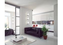 简约现代客厅室内设计