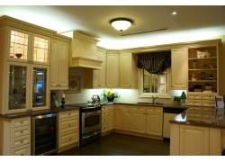 现代简约厨房设计