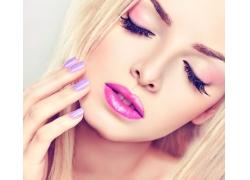 彩妆模特美女写真