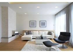 现代简约客厅装饰设计