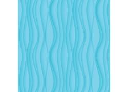 蓝色波浪线背景