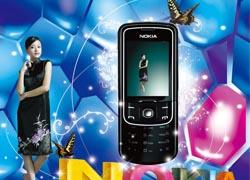 诺基亚手机广告设计02