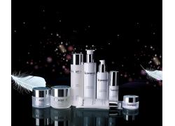 免费化妆品广告设计模板