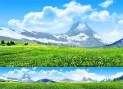 巨幅风景高清图片