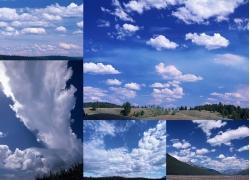 5张蓝天白云高清图片
