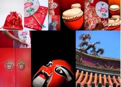 12张中国风图片素材
