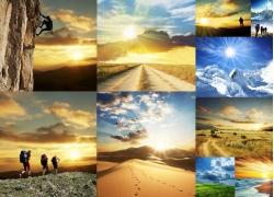 11张高清风景图片素材