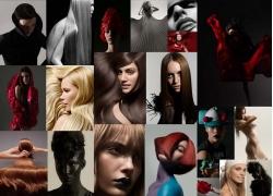 21张时尚发型图片