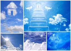 天国的阶梯高清图片(5p)