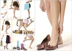 女鞋购物高清图片(9p)