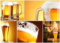 啤酒高清图片素材(5p)