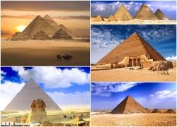 金字塔高清图片(5p)