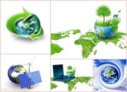 绿色家园题材图片素材(5p)