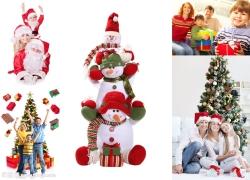 圣诞家庭图片素材(5p)