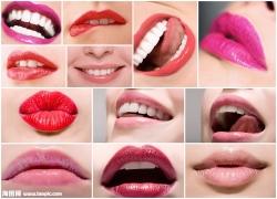 性感嘴唇图片素材(12p)
