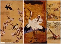 花鸟画图片素材(4p)