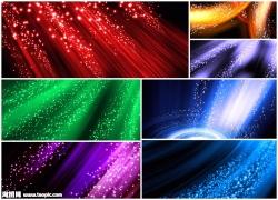 发光背景图片素材(7p)