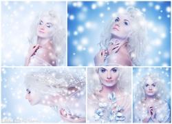 雪之女王图片素材(5p)