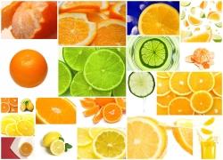 切片柑橘图片素材(20p)