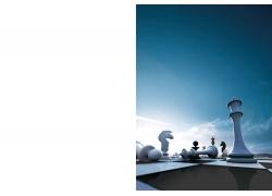 企业文化素材-战略PSD素材