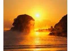 朝阳山水风景
