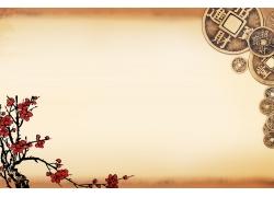中国风古典背景图片