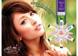洗发水海报设计PSD素材