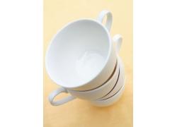 干净的咖啡杯高清图片
