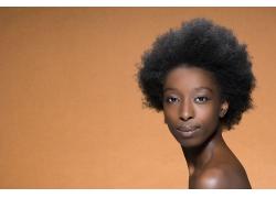 魅力模特个性发型高清图片