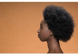 时尚潮流发型图片素材
