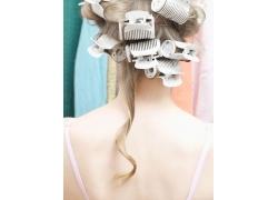 欧美模特发型高清图片