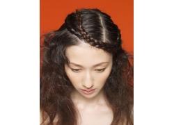 美女时尚发型图片