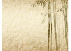 中国风竹背景图片