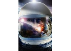 太空宇航员高清图片