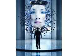 未来科技海报设计高清图片