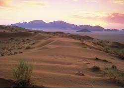 沙漠风光高清图片