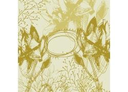 手绘花朵壁纸