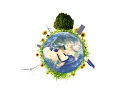 环保概念创意高清图片