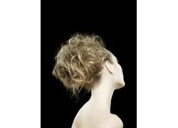 性感美女发型设计高清图片