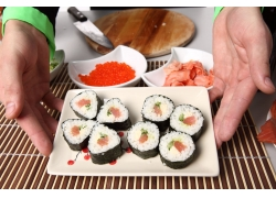 寿司高清图片05