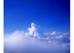 蓝天白云图片45