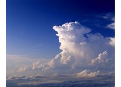 蓝天白云图片49
