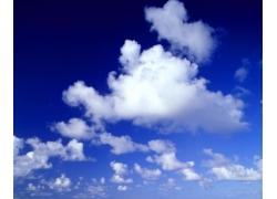 蓝天白云图片54